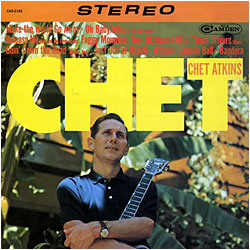 Cover image of Chet