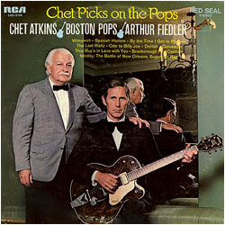 Cover image of Chet Picks On The Pops