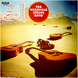 Cover image of The Nashville String Band