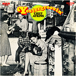 Cover image of Yestergroovin'
