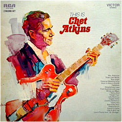 Cover image of This Is Chet Atkins
