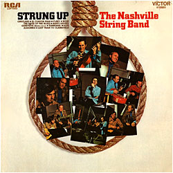Cover image of Strung Up