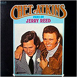 Cover image of Picks On Jerry Reed