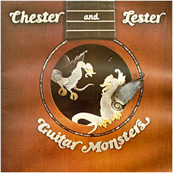 Cover image of Guitar Monsters