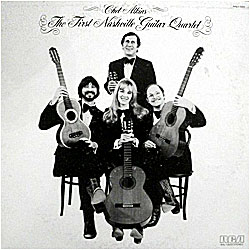 Cover image of The First Nashville Guitar Quartet