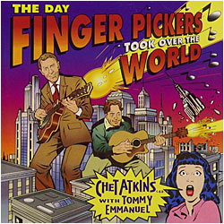 Cover image of The Day Finger Pickers Took Over The World