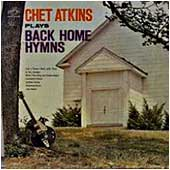 Cover image of Back Home Hymns