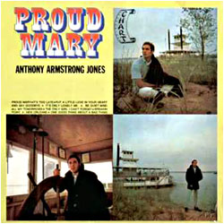 Cover image of Proud Mary
