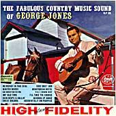Cover image of The Fabulous Country Music Sound Of George Jones
