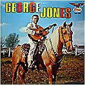 Cover image of Starday Presents George Jones