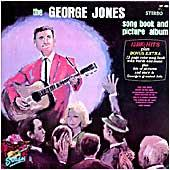 Cover image of The George Jones Song Book And Picture Album