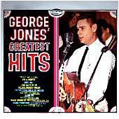 Cover image of George Jones' Greatest Hits