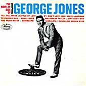 Cover image of The Novelty Side Of George Jones