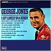 Cover image of I Get Lonely In A Hurry