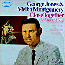 Cover image of Close Together (As You And Me)