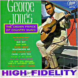 Cover image of The Crown Prince Of Country Music