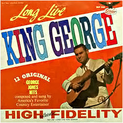 Cover image of Long Live King George