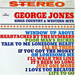 Cover image of Sings Country And Western Hits