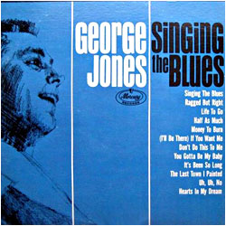 Cover image of Singing The Blues