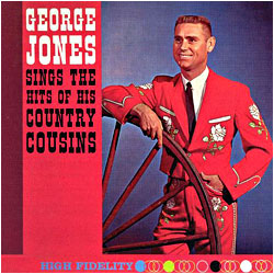 Cover image of The Hits Of His Country Cousins