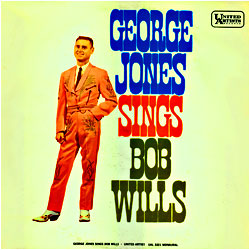 Cover image of Sings Bob Wills