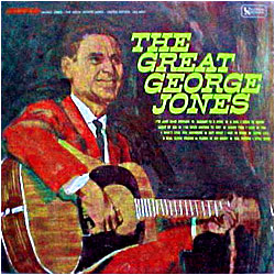 Cover image of The Great George Jones