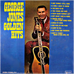 Cover image of Golden Hits