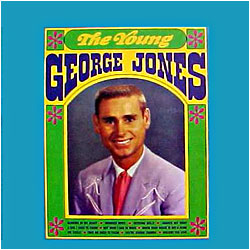 Cover image of The Young George Jones