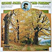 Cover image of George Jones And Friends