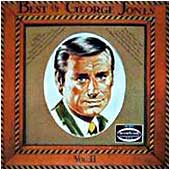Cover image of The Best Of George Jones Vol 2