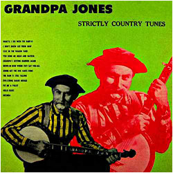 Cover image of Strictly Country Tunes