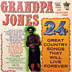 Cover image of 24 Great Country Songs That Will Live Forever