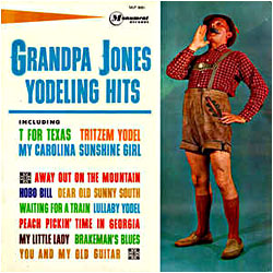 Cover image of Yodeling Hits