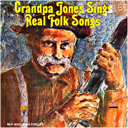 Cover image of Real Folk Songs