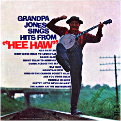 Cover image of Hits From Hee Haw