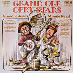 Image of random cover of Grandpa Jones