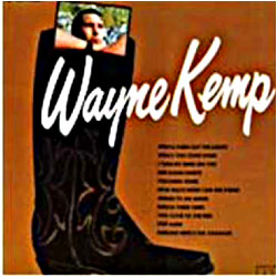 Cover image of Wayne Kemp