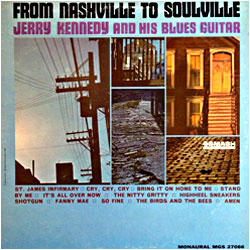 Cover image of From Nashville To Soulville