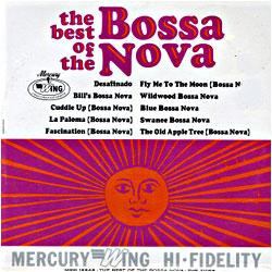 Cover image of The Best Of The Bossa Nova