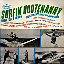 Cover image of Surfin' Hootenanny