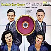 Cover image of Four Voices In Hi-Fi