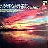 A Sunday Serenade With The Anita Kerr Quartet - image of cover