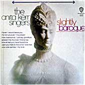 Cover image of Slightly Baroque