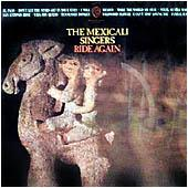 Cover image of The Mexicali Singers Ride Again