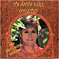 Cover image of It's Anita Kerr Country