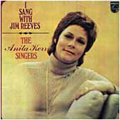 Cover image of I Sang With Jim Reeves