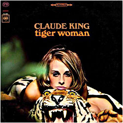 Cover image of Tiger Woman