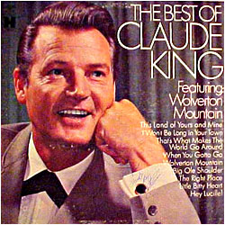 Cover image of The Best Of Claude King