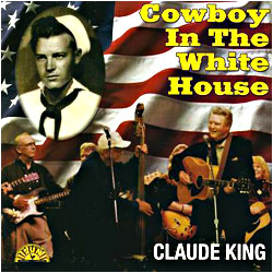 Cover image of Cowboy In The White House