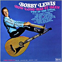 Image of random cover of Bobby Lewis